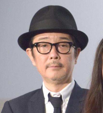 映画『凪待ち』の初日舞台あいさつに出席したリリー・フランキー (C)ORICON NewS inc.