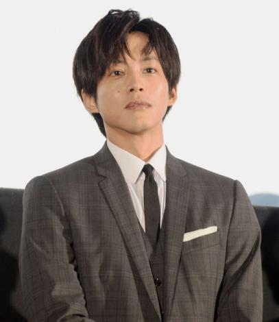 映画『新聞記者』公開記念舞台あいさつに出席した松坂桃李 (C)ORICON NewS inc.