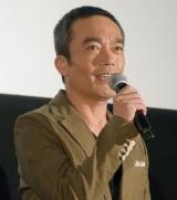 映画『新聞記者』公開記念舞台あいさつに出席した高橋和也 (C)ORICON NewS inc.