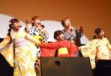 小林幸子&中川翔子が主題歌熱唱
