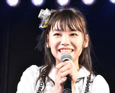 安田叶=AKB48『僕の夏が始まる』公演 公開ゲネプロより (C)ORICON NewS inc.