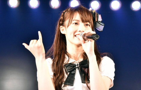 岡部麟=AKB48『僕の夏が始まる』公演 公開ゲネプロより (C)ORICON NewS inc.