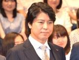 TBS『日曜劇場 ノーサイド・ゲーム』制作発表イベントに出席した上川隆也 (C)ORICON NewS inc.