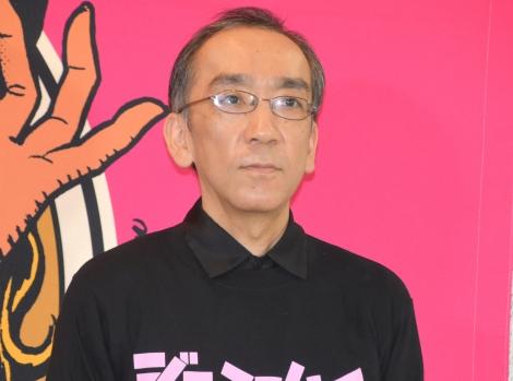 お笑いと音楽を融合させたフェス『KOYABU SONIC2019』概要発表会見に出席した新垣隆氏 (C)ORICON NewS inc.