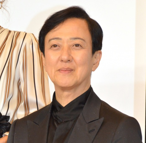 『第10回 岩谷時子賞』授賞式に登壇した坂東玉三郎 (C)ORICON NewS inc.