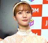 『M-ON!×OH MY GIRL』スペシャルイベントに出席したビニ (C)ORICON NewS inc.