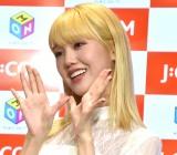 『M-ON!×OH MY GIRL』スペシャルイベントに出席したミミ (C)ORICON NewS inc.