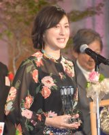 広末涼子が声演技で放送文化基金賞
