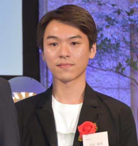 『第45回放送文化基金賞』贈呈式に出席した長村航希 (C)ORICON NewS inc.