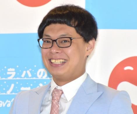 『SLAVA'S SNOW SHOW』日本公演開催のスペシャルサポーター追加発表会見に参加したGAG・宮戸洋行 (C)ORICON NewS inc.