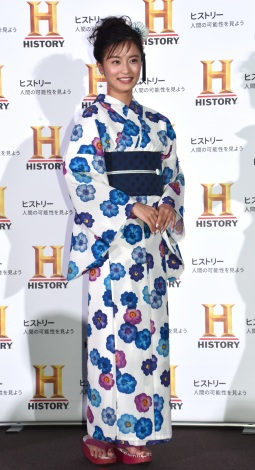 『プロジェクト・ブルーブック』プレミア試写会に参加した小島瑠璃子 (C)ORICON NewS inc.