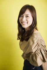 TBS笹川友里アナウンサー(撮影/近藤誠司) (C)oricon ME inc.