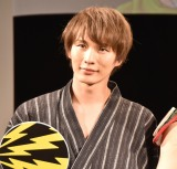 舞台『続・雷神とリーマン』の制作発表記者会見に出席したTakuya (C)ORICON NewS inc.
