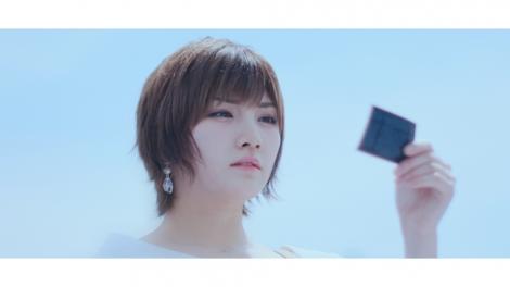 キャプテン岡田奈々=STU48 3rdシングル「大好きな人」MV場面カット(C)STU/KING RECORDS