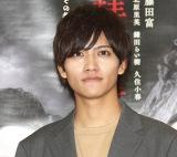 ドラマ『拝み屋怪談II』記者会見に出席した藤田富 (C)ORICON NewS inc.