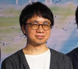 映画『天気の子』の製作報告会見に出席した新海誠監督 (C)ORICON NewS inc.