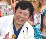 『キングオブコント2019』の記者会見に出席した現役の医師・大竹真一郎氏 (C)ORICON NewS inc.