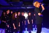 舞台『スマホドラマ劇場版「あなたがいなくて僕たちは」』のフォトコール