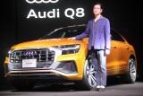 レセプションパーティー『The New Audi Q8 Japan Premiere』に出席した井浦新 (C)ORICON NewS inc.