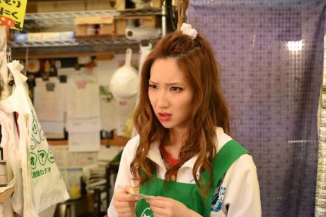 金曜ドラマ『凪のお暇』に出演するファーストサマーウイカ (C)TBS