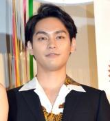 映画『ザ・ファブル』大ヒット御礼イベントに登壇した柳楽優弥 (C)ORICON NewS inc.