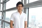 YouTubeチャンネル、Facebookページでオープンした『日テレアカデミア』内コンテンツ『ビジネス家庭教師』シリーズに参加する青木源太アナウンサー (C)ORICON NewS inc.