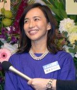 『生島企画室30周年記念感謝の集い』に出席した優木まおみ (C)ORICON NewS inc.