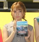 映画『がっこうぐらし!』ブルーレイ&DVD発売記念トークイベントに出席した長月翠 (C)ORICON NewS inc.