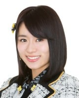 NMB48卒業を発表した内木志(C)NMB48