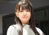 7月1日にSTU48卒業を発表した市岡愛弓 (C)ORICON NewS inc.