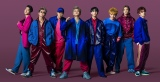 FANTASTICS from EXILE TRIBE(左から3人目が世界)