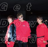 w-inds.ニューシングル「Get Down」通常盤ジャケット