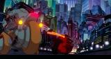 4Kリマスターのアニメ『AKIRA』場面カット (C)1988マッシュルーム/アキラ製作委員会
