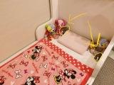水嶋ヒロ&絢香夫妻の長女がいつも一緒に寝ているぬいぐるみたち (写真は水嶋ヒロ公式ブログより)