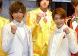 King & Prince(左から)神宮寺勇太、岸優太 (C)ORICON NewS inc.