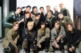 『THE MUSIC DAY 2019 〜時代〜』の『裏配信☆大魔王の部屋』に出演したTHE RAMPAGE from EXILE TRIBE(C)日本テレビ