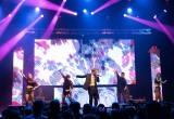 海外初ステージとなったHIROOMI TOSAKA=『OTAQUEST LIVE』より