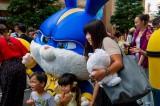 『ペット2』公開記念イベントの模様(画像提供:ユニバーサル・スタジオ・ジャパン)