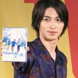 映画『愛唄 -約束のナクヒト-』ブルーレイ&DVD発売記念イベントに出席した横浜流星 (C)ORICON NewS inc.