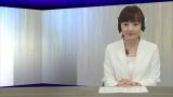 会見予告映像に登場した、テレビ朝日・島本真衣アナウンサー似の謎のキャスター「マギアナ」とは?(C) 2019 石森プロ・テレビ朝日・ADK EM・東映