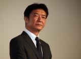 映画『ちょっと今から仕事やめてくる』初日舞台あいさつに登壇した成島出監督(C)ORICON NewS inc.