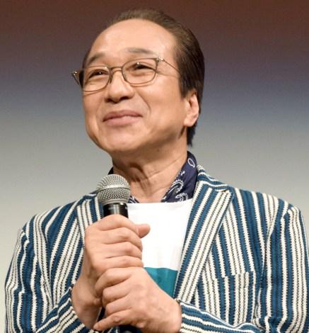 映画『コンフィデンスマンJP』のドラマイッキ見イベントに出席した小日向文世 (C)ORICON NewS inc.