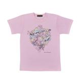 嵐・大野智デザインの『24時間テレビ42』チャリTシャツ ピンク(C)日本テレビ