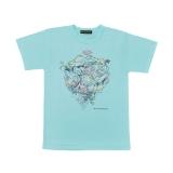嵐・大野智デザインの『24時間テレビ42』チャリTシャツ ミント(C)日本テレビ
