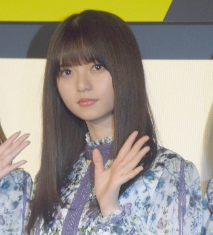 映画『いつのまにか、ここにいる Documentary of 乃木坂46』の初日舞台あいさつに出席した齋藤飛鳥 (C)ORICON NewS inc.