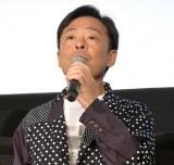 映画『いちごの唄』の公開記念舞台あいさつに出席した光石研 (C)ORICON NewS inc.