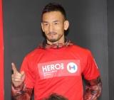 パラスポーツ体験イベント『HEROs PARA-SPORTS DAY 2019』に出席した中田英寿 (C)ORICON NewS inc.