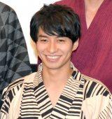 映画『GOZEN-純恋の剣-』の公開記念舞台あいさつに登壇した武田航平 (C)ORICON NewS inc.