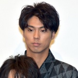 映画『GOZEN-純恋の剣-』の公開記念舞台あいさつに登壇した小野塚勇人 (C)ORICON NewS inc.