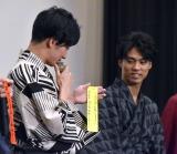 映画『GOZEN-純恋の剣-』の公開記念舞台あいさつの模様 (C)ORICON NewS inc.